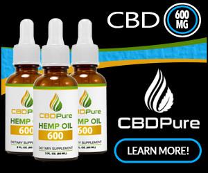 CBDPure-600mg Learn More
