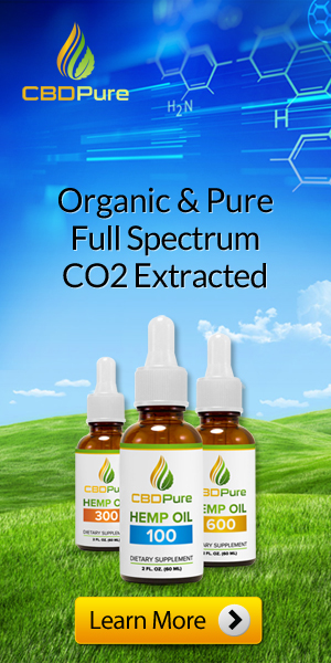 CBDPure Hemp Oil CBD Review - READ BEFORE BUYING