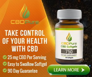 CBDPure Softgels 750