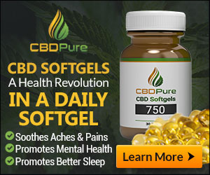 CBDPure Is Verified 100% Pure By Independent Lab